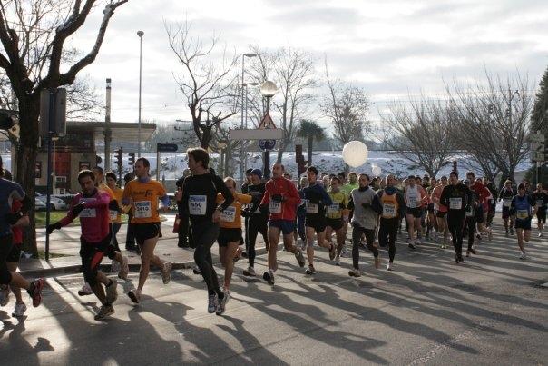 Media maraton 2009